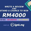 Contest Review Lynk.My 2015 »Dulu Lain Sekarang...