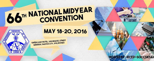 IECEP National Midyer Convention 2016