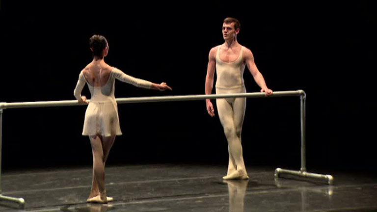 La Compañía Nacional de Danza baila 'Tres preludios'