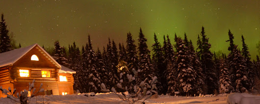 Columbus Dispatch: Northern Lights Photo Tour - Gondwana Ecotours