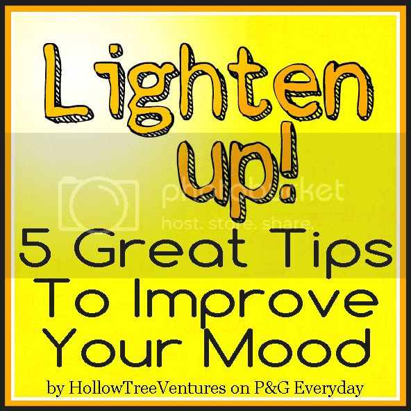 5 Tips To Improve Your Mood
