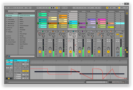What is Live? Learn more about Ableton's music making software   | Ableton