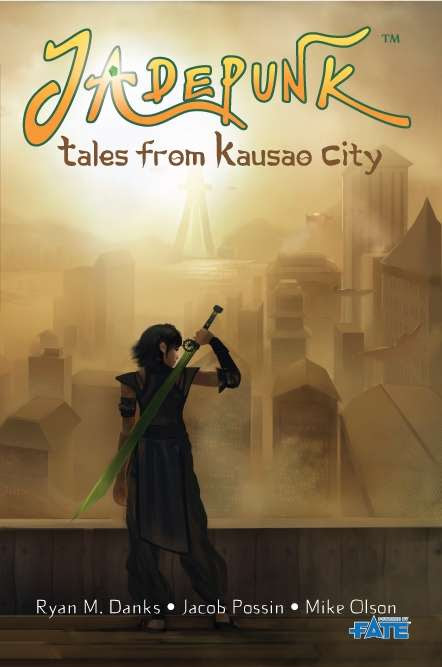 Jadepunk: Tales From Kausao City