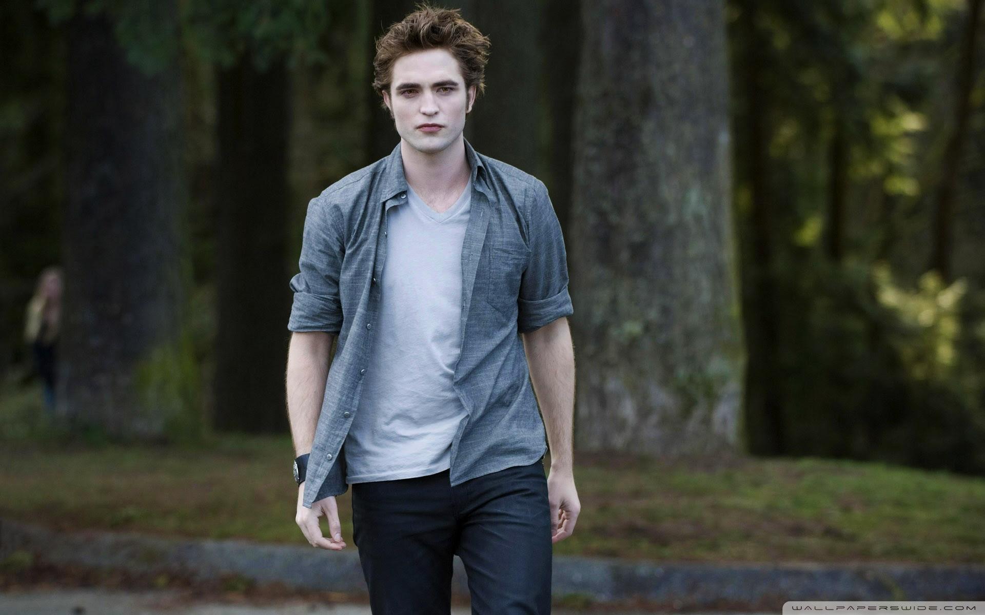 Edward Cullen Twilight Ultra Hd Desktop Background Wallpaper For
