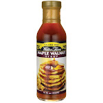 Walden Farms Maple Walnut Syrup - 12 fl oz bottle