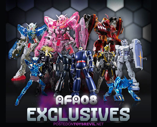 AFA08-EXCLUSIVES