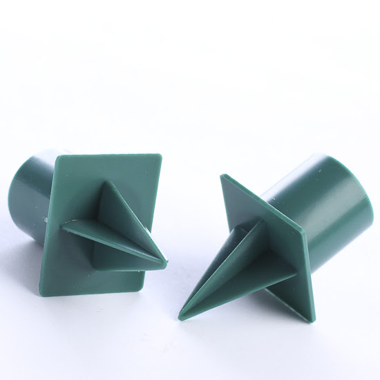 Green Plastic Candle Cups - Wreaths - Floral Supplies ...