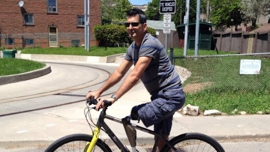 Prosthetic-customized bike stolen amid rising thefts from condos, lockers | CBC News