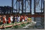 Trabalhadores invadem navio Zhen Hua 10 no Porto de Santos
