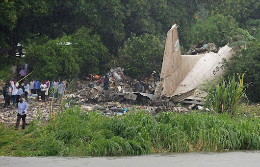 Cargo plane crash kills at least 25 in South Sudan