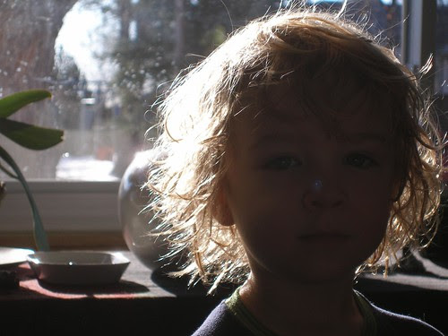 Kam's Morning Hair