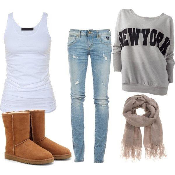 outfittrends cute winter outfits teenage girls17 hot