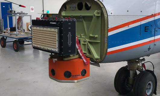 HENSOLDT Performed Successful Tests with Its UAV Collision Avoidance Radar System