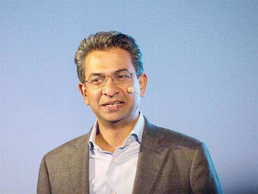Startups should focus on solving India's biggest problems: Google's Rajan Anandan - ETtech