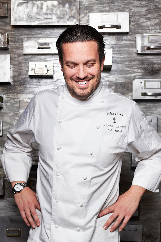 Cook Around The World Presents: Chef Fabio Viviani!