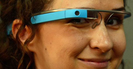 Google Glass Lets You Wink to Snap a Photo
