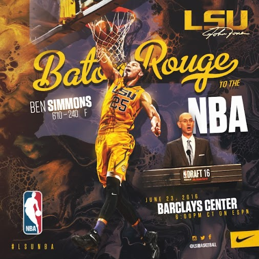 """The team produced 17 graphics and one video for our college basketball programs for the 2016 <span class=""""proflinkWrapper""""><span class=""""proflinkPrefix"""">+</span><a class=""""proflink"""" href=""""https://plus.google.com/107685861911873301019"""" oid=""""107685861911873301019"""">NBA</a></span>Draft - <a href=""""http://bit.ly/28XZ2gU"""" class=""""ot-anchor"""">http://bit.ly/28XZ2gU</a>"""