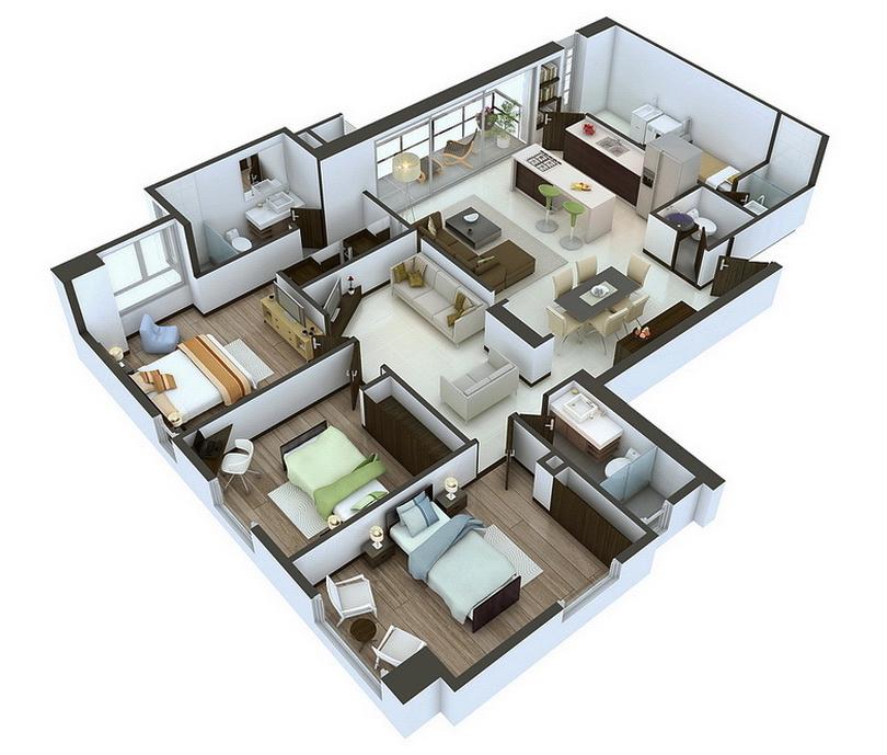 15-3bedroom