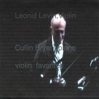 CD Jacket for 'Violin Favorites'