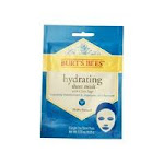 Burts Bees Sheet Mask, Hydrating, with Clary Sage - 0.33 oz