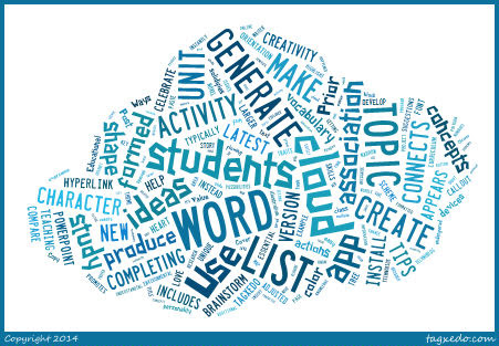 5 Ways your Students can Use Word Clouds