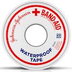 Band Aid Tape, Waterproof, Heavy Duty