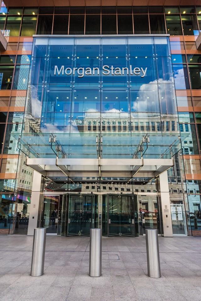 Morgan Stanley prohibirá a los trabajadores sin vacunas Covid en la mayoría de las oficinas de Nueva York a partir del 12 de julio.