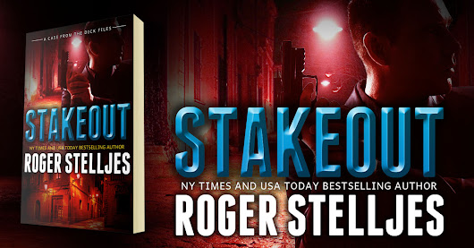 Showcase Spotlight: Stakeout by Roger Stelljes - Beetiful Custom and Predesigned (Premade) Book Covers