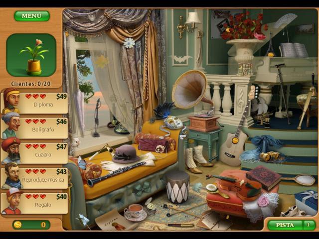 bettyboopz: Gardenscapes - Mansion Makeover Deluxe en Español