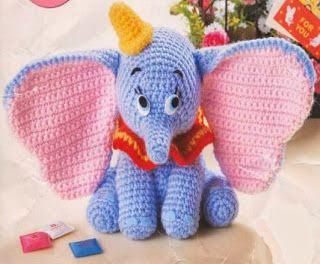 Dumbo | AMIGURUMIES