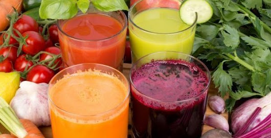 How the Body Reacts to a Juice Cleanse