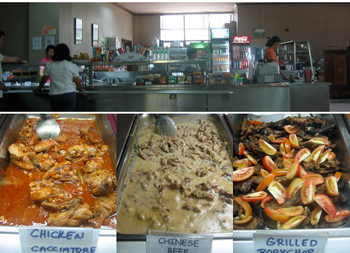 Ateneo Rockwell Canteen