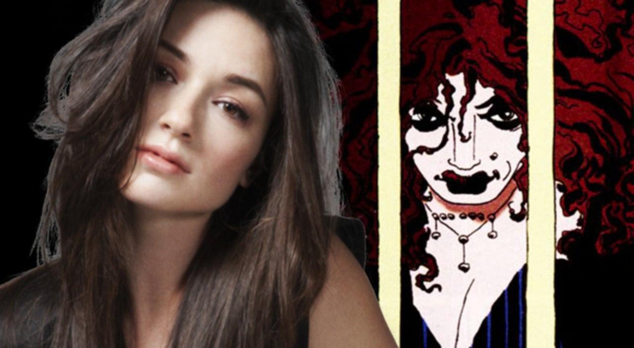 Resultado de imagem para Gotham Crystal Reed