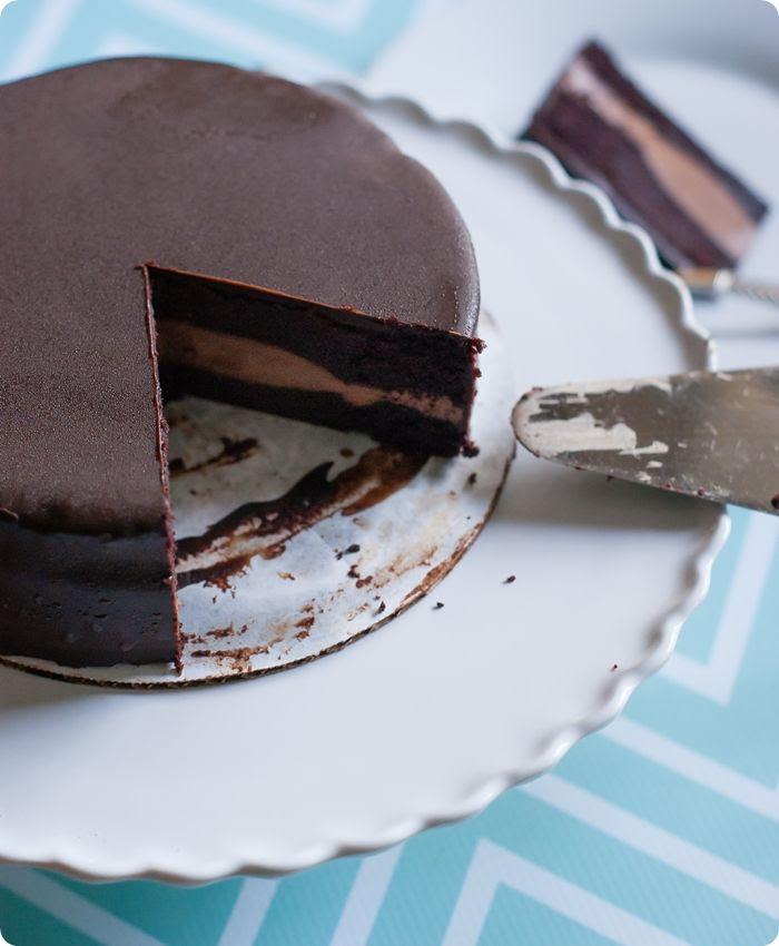 trader joe's chocolate ganache torte review
