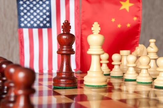 Biển Đông, cường quốc, Mỹ, Trung Quốc, Liên Xô
