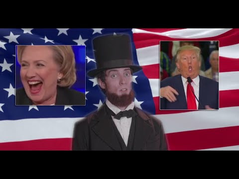 What Abe Lincoln Prophesied About Trump and Hillary - YouTube