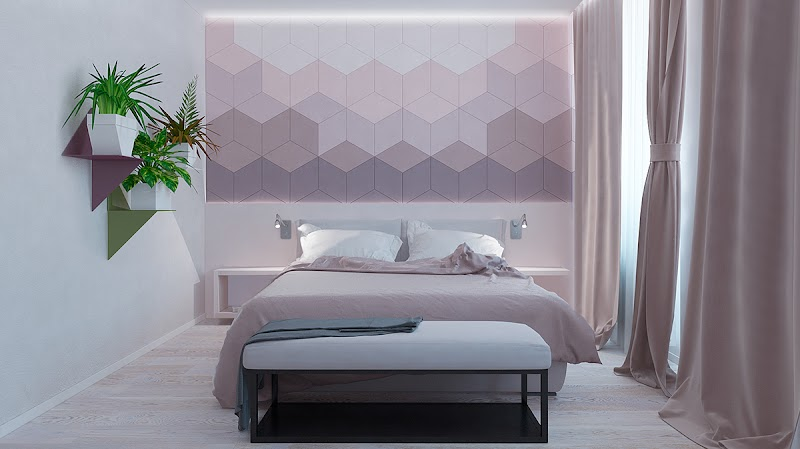 Trends For Bedroom Wall Ideas Photos