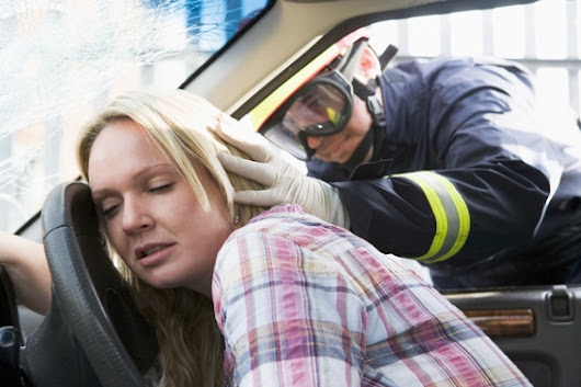 What Are The Most Common Symptoms Associated With a Car Accident? - Texas Spinal Care Chiropractic in Houston, TX