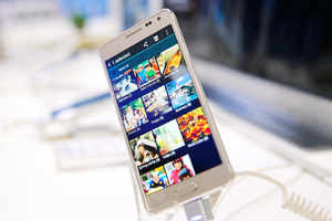 Samsung Galaxy Alpha — Rs 24,000 (approximately)