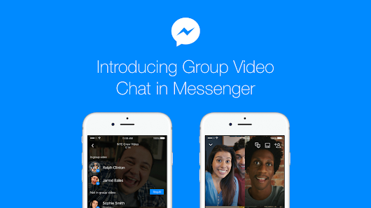 Facebook Messenger Introduces Group Video Chat — with Up to Six People at a Time