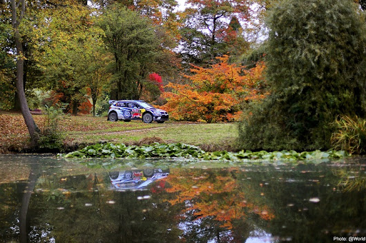 Wales Rally GB Achieves Environmental Excellence Award