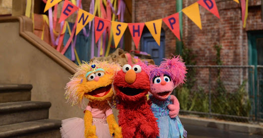 'Sesame Street' to Air First on HBO for Next 5 Seasons - The New York Times