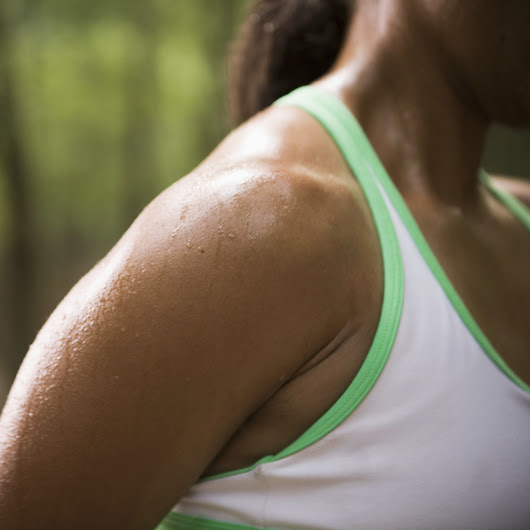 Sweat Much? Here's Why and What You Can Do About It