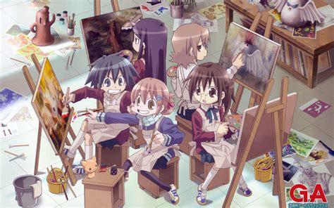ga geijutsuka art design class zerochan anime image board