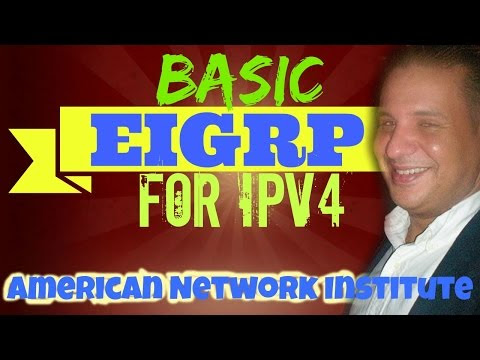 Configuring Basic EIGRP for IPv4 - LAB