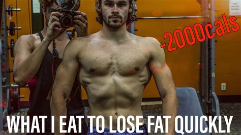 eat  lose fat  gain muscle quickly youtube