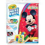 Crayola Color Wonder Coloring Pad & Markers Mickey Mouse Clubhouse