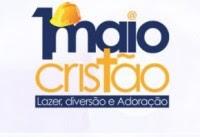 Evento de 1º de Maio reúne Aline Barros, Fernandinho, Lázaro, Thalles, Trazendo a Arca, André Valadão e Mariana Valadão.