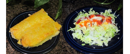 Chicken Enchiladas Recipe - Cooking for the Holidays