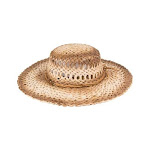 Peter Grimm Namiko Straw Hat, Adult Unisex, Size: One Size (21), Tea Stain